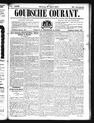 Goudsche Courant 1917-04-17