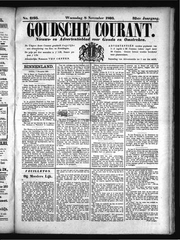 Goudsche Courant 1893-11-08