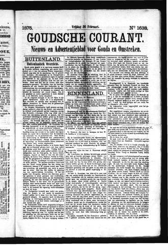 Goudsche Courant 1875-02-26