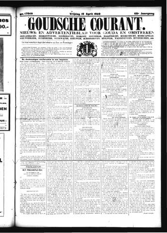 Goudsche Courant 1929-04-19