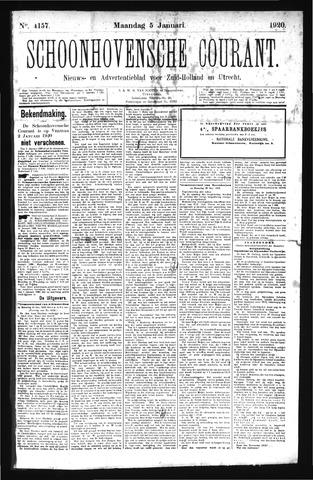 Schoonhovensche Courant 1920-01-05