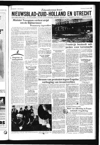 Schoonhovensche Courant 1964-10-28