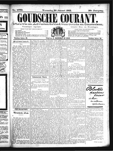 Goudsche Courant 1912-01-10