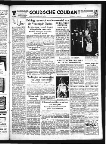 Goudsche Courant 1951-01-18