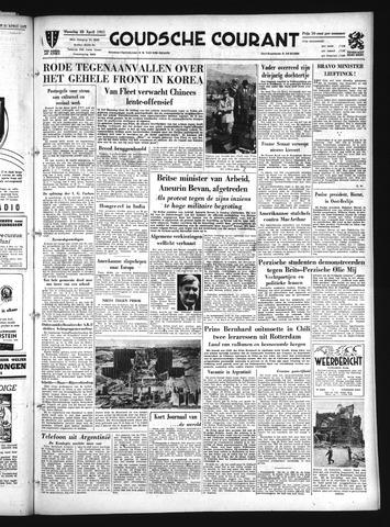 Goudsche Courant 1951-04-23