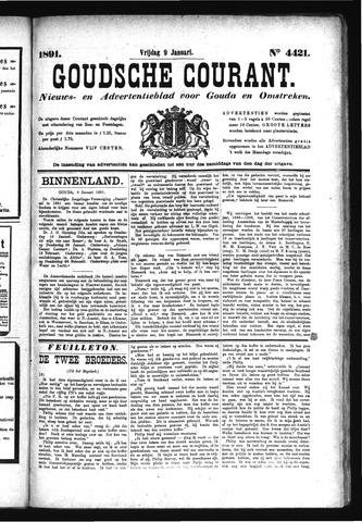 Goudsche Courant 1891-01-09