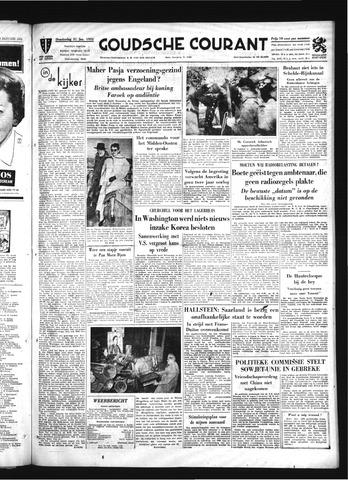 Goudsche Courant 1952-01-31