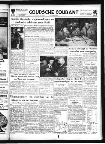 Goudsche Courant 1957-08-28