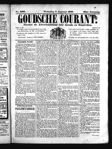 Goudsche Courant 1900-08-08