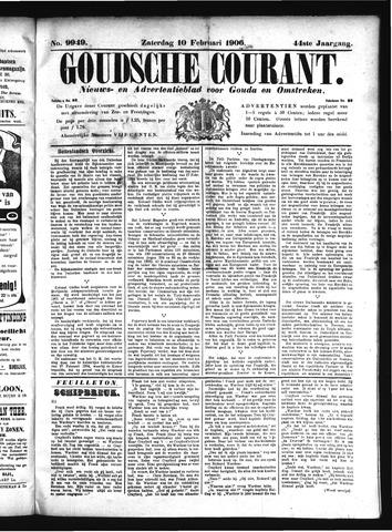 Goudsche Courant 1906-02-10