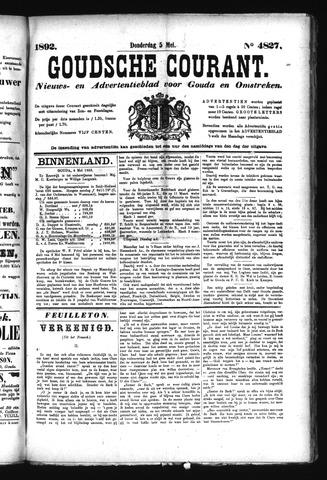 Goudsche Courant 1892-05-05