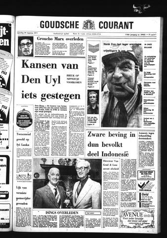 Goudsche Courant 1977-08-20