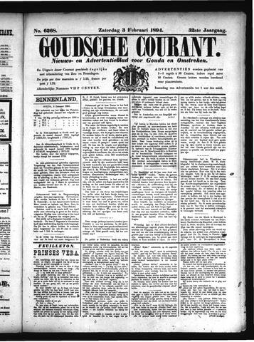 Goudsche Courant 1894-02-03