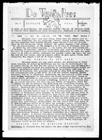 De Vrije Pers 1944-11-08