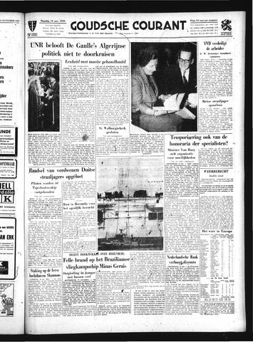 Goudsche Courant 1959-11-16
