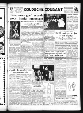 Goudsche Courant 1957-10-10