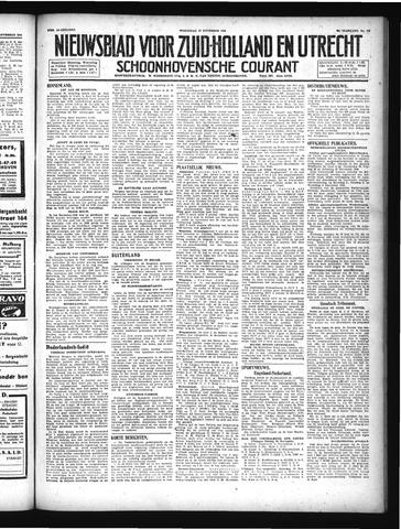 Schoonhovensche Courant 1946-11-27
