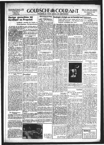 Goudsche Courant 1944-01-06