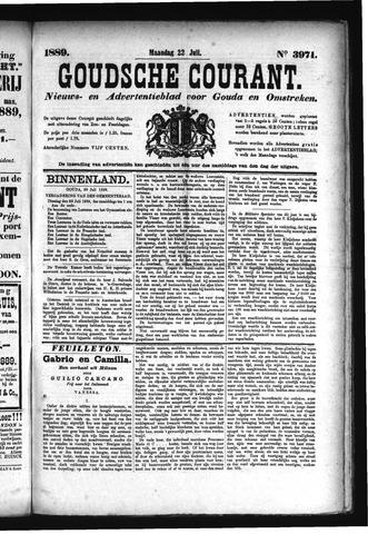Goudsche Courant 1889-07-22