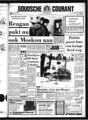 Goudsche Courant 1981-12-29