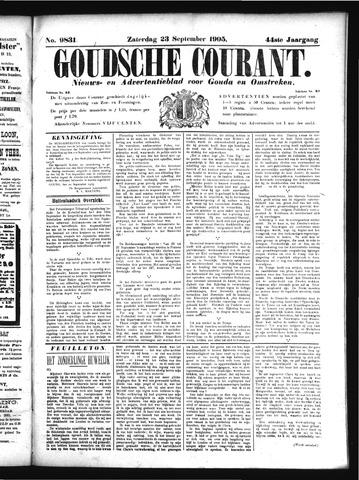 Goudsche Courant 1905-09-23
