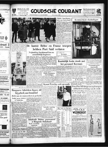 Goudsche Courant 1956-12-24