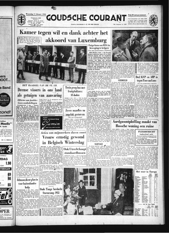 Goudsche Courant 1966-02-02