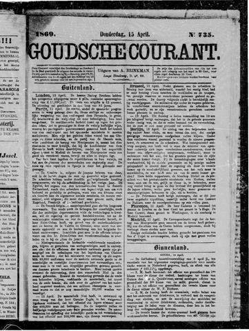Goudsche Courant 1869-04-15