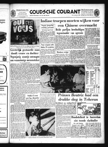 Goudsche Courant 1962-10-22