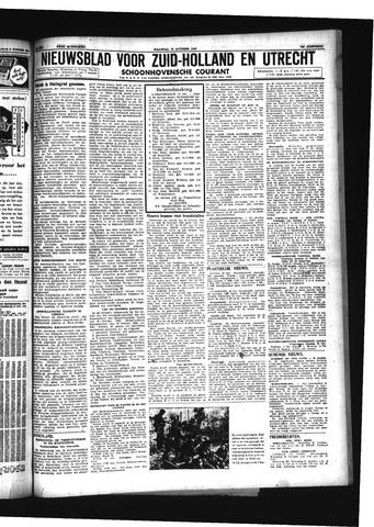 Schoonhovensche Courant 1942-10-19
