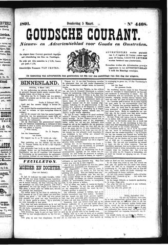 Goudsche Courant 1891-03-05