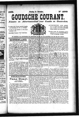 Goudsche Courant 1889-11-26