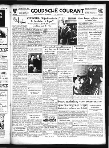 Goudsche Courant 1952-10-13