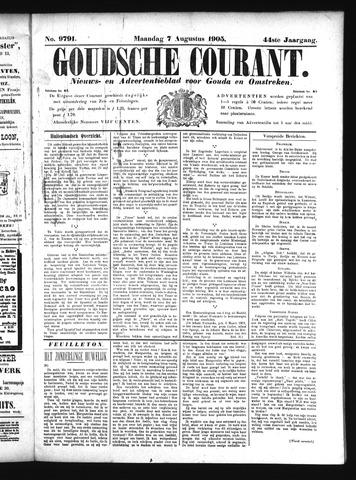 Goudsche Courant 1905-08-07