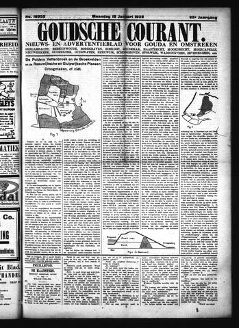 Goudsche Courant 1926-01-18