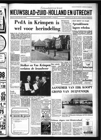 Schoonhovensche Courant 1976-02-20