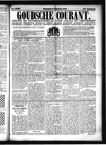 Goudsche Courant 1926-08-09