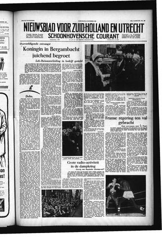 Schoonhovensche Courant 1955-11-30