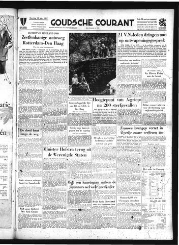 Goudsche Courant 1957-10-12