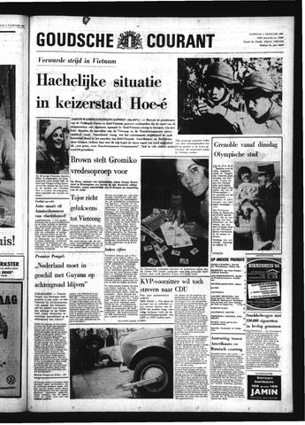 Goudsche Courant 1968-02-03
