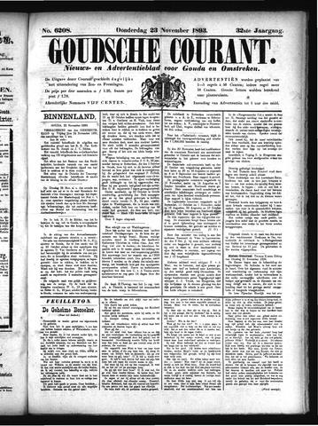 Goudsche Courant 1893-11-23