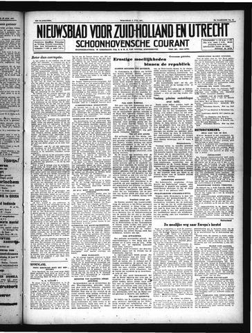 Schoonhovensche Courant 1947-07-02