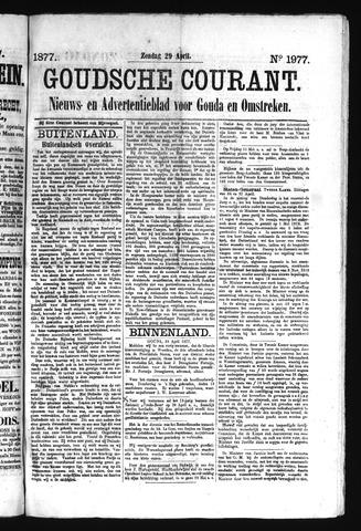 Goudsche Courant 1877-04-29