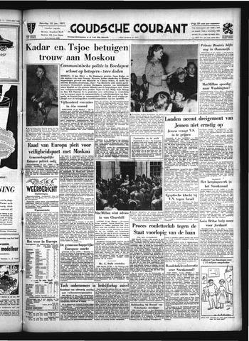 Goudsche Courant 1957-01-12