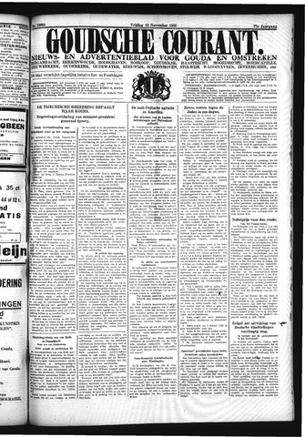 Goudsche Courant 1938-11-18