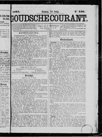 Goudsche Courant 1865-06-18
