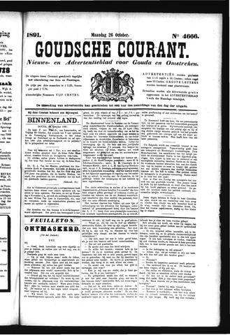 Goudsche Courant 1891-10-26