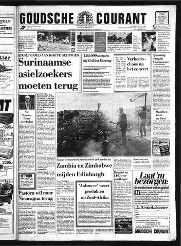 Goudsche Courant 1986-07-19