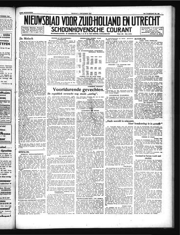 Schoonhovensche Courant 1947-09-05