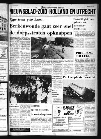 Schoonhovensche Courant 1974-07-03